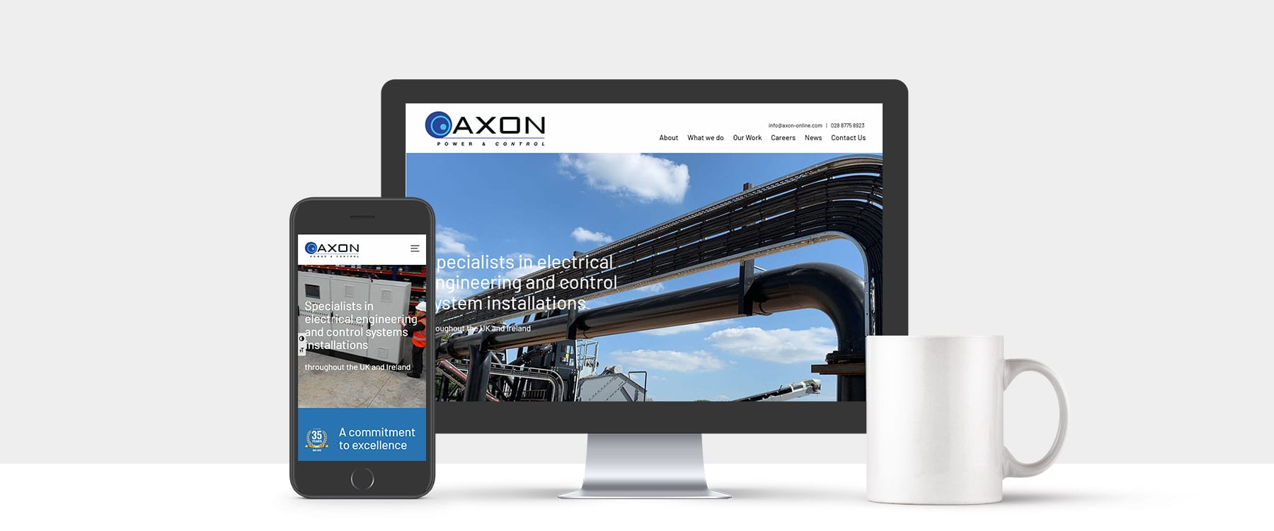 Axon Power & Control, Dungannon, Co Tyrone Image