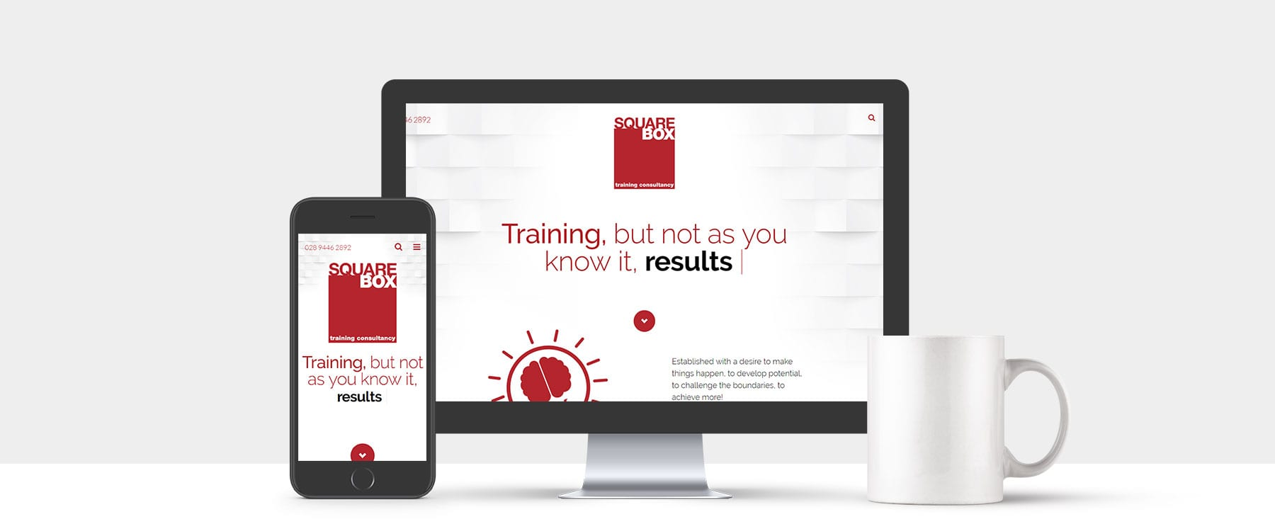 New Website to Reflect Unique Offering at Square Box Training Image