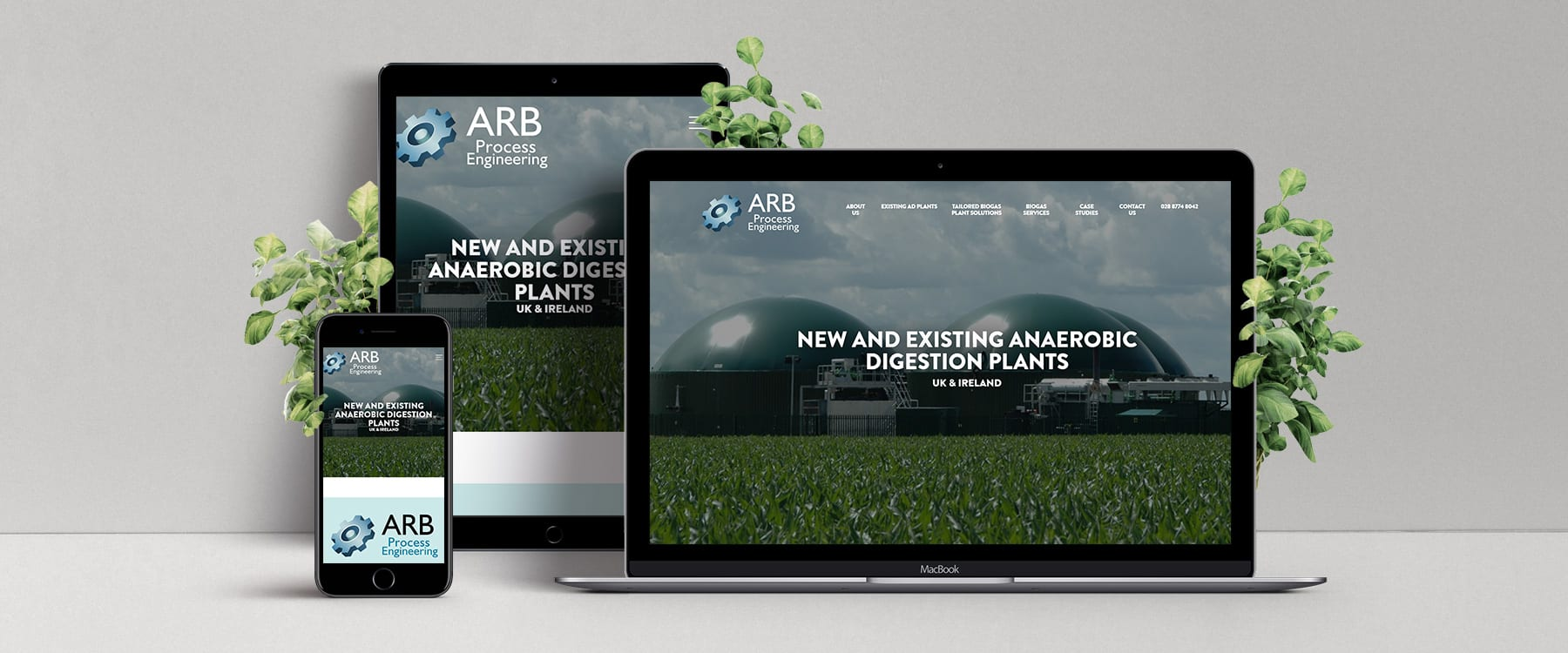 ARB Process Engineering Launch New Brochure Website Image