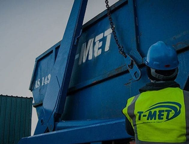 Northern Ireland's Leading Scrap Metal Recycling Company, T-Met Ltd, Unveil Redesigned Website Featured Image