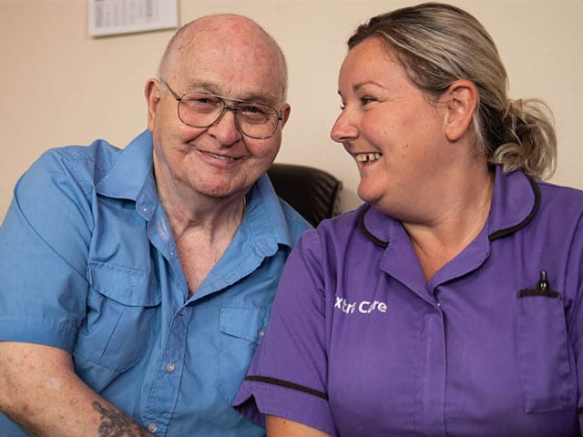 Bespoke Website for Northern Ireland's Largest Domiciliary Care Provider, Extra Care Featured Image