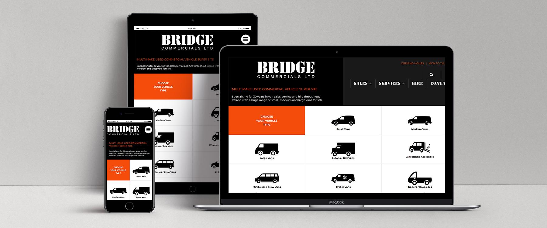 Bridge Commercials Image First