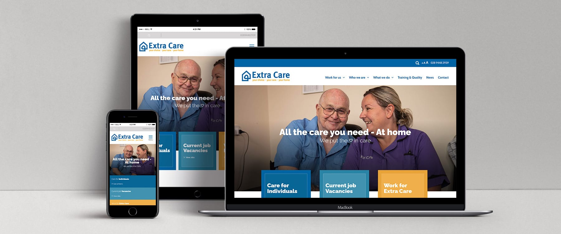 Extra Care Image First
