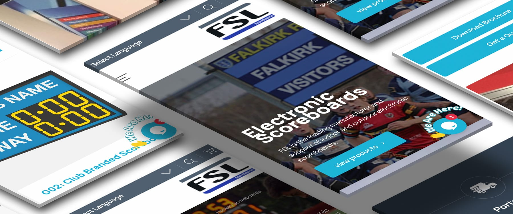 FSL Scoreboards Image Second