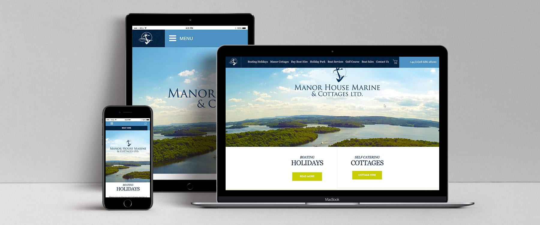 Manor House Marine & Cottages Image First