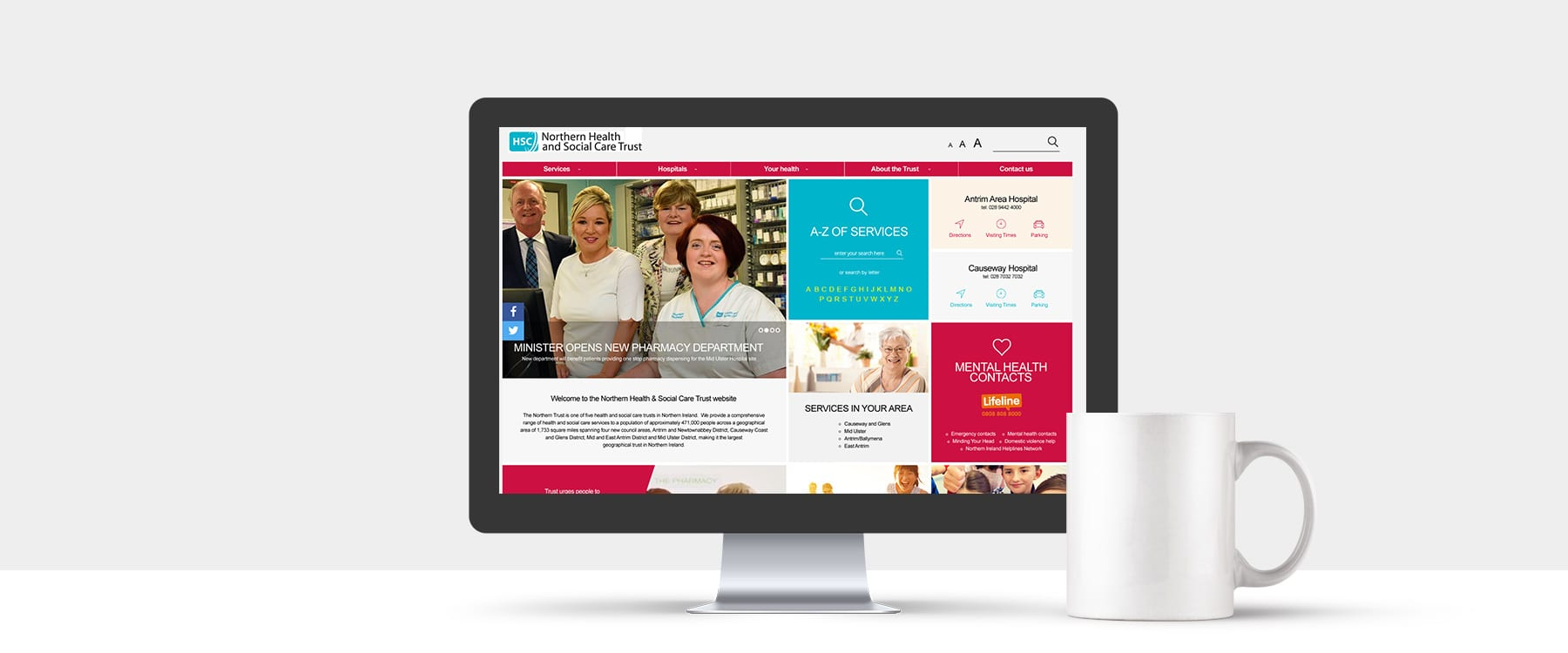 Northern Health & Social Care Trust Image Second