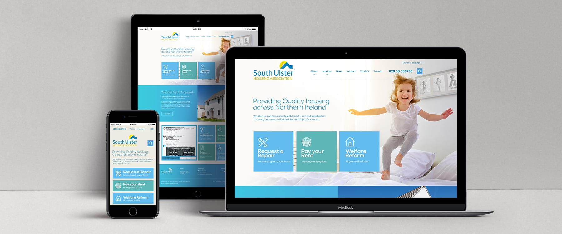 South Ulster Housing Association Image First