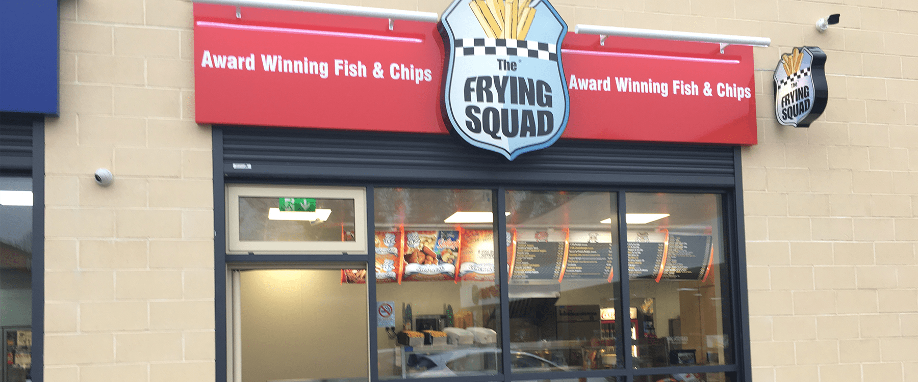 Frying Squad Image Second