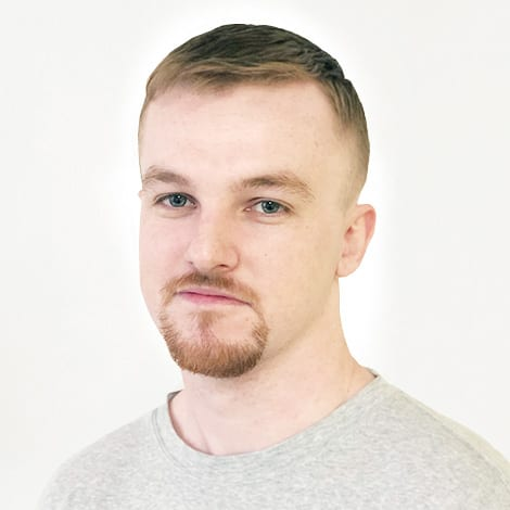 Photo of Ronan McShane