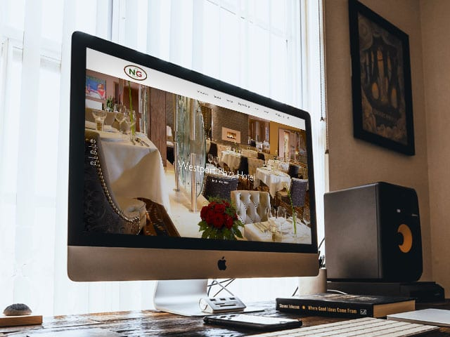 Visual Brochure Website for Contract Furniture Manufacturer, Nugent & Gibney Featured Image
