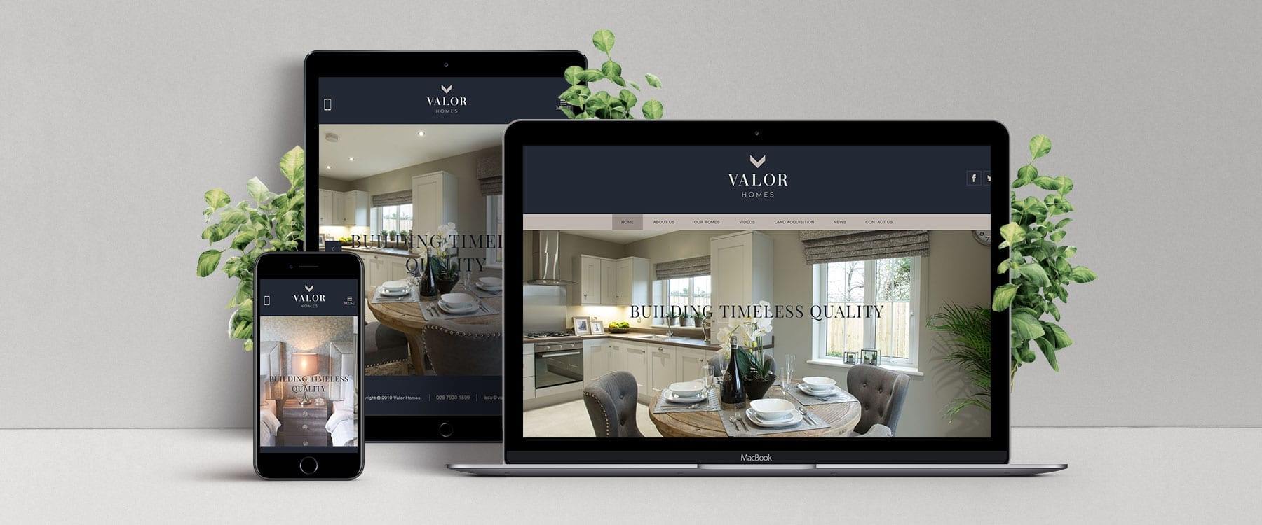Valor Homes Image First