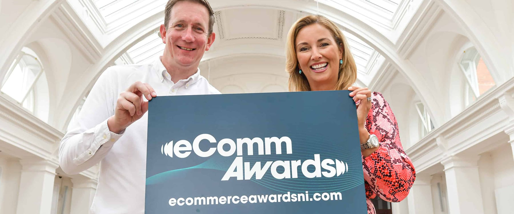We've been shortlisted – Inaugural NI eCommerce Awards 2019 Image