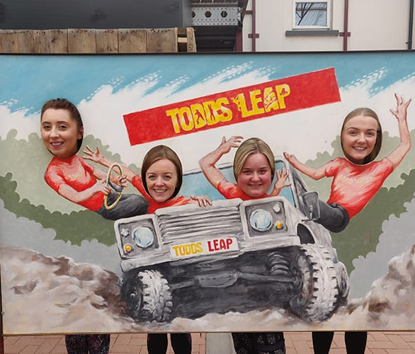 WebsiteNI Team Building at Todds Leap Featured Image