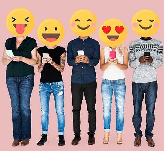 How GIFs and Emojis Give Your Business Personality Featured Image
