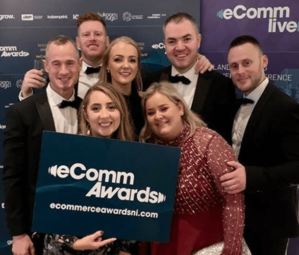 Inaugural NI eCommerce Awards 2019 Featured Image