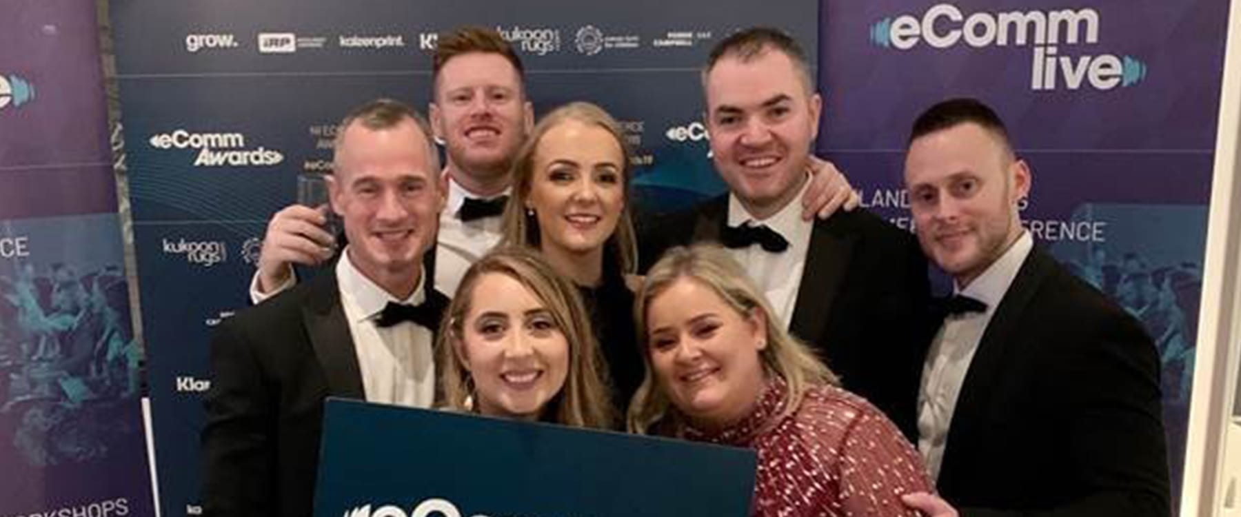 Inaugural NI eCommerce Awards 2019 Image