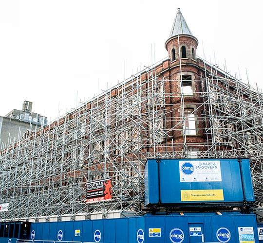Brand New Website For Houtman Scaffolding Featured Image