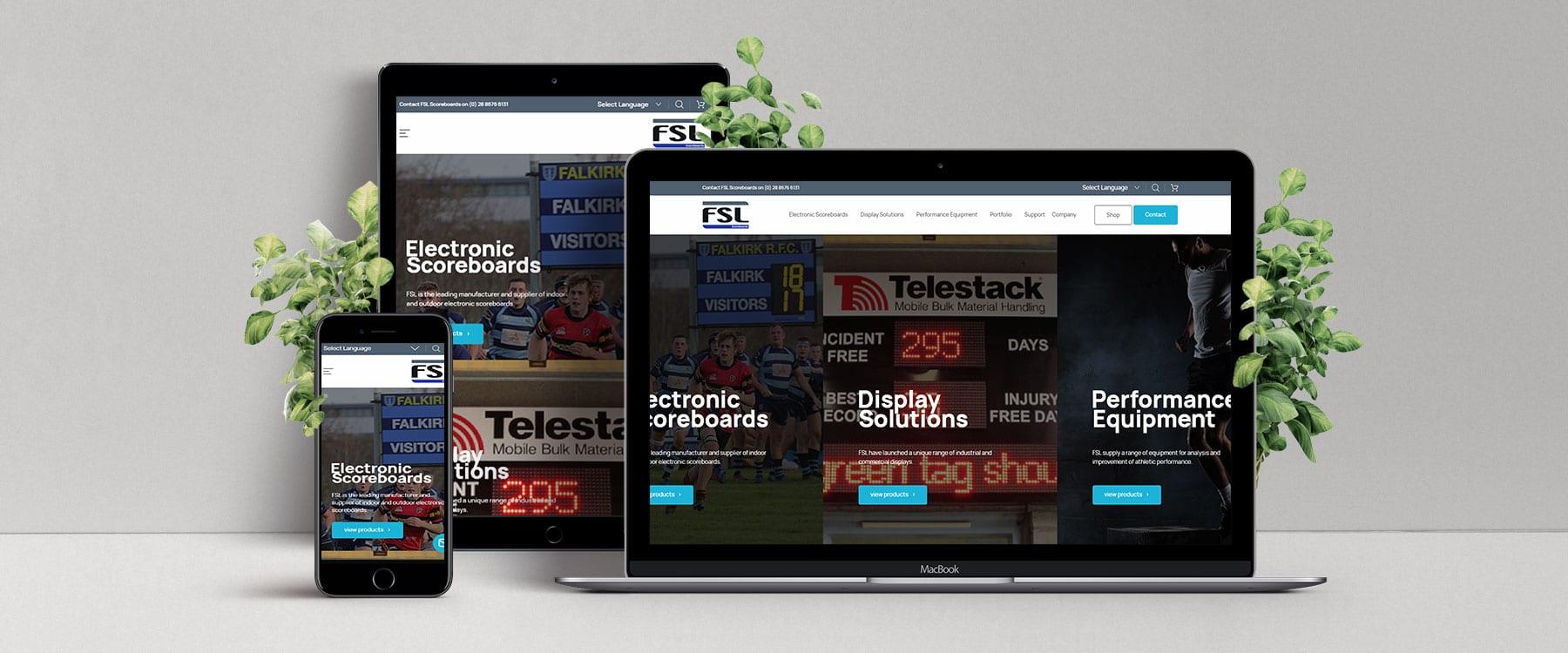 FSL Scoreboards Image First
