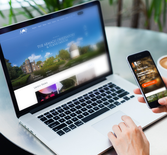 Tourism NI Website Development Programme Featured Image