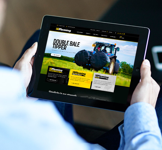 Brand New Website for Fleming Agri Featured Image