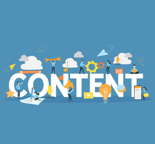 Understanding the importance of optimising website content Featured Image