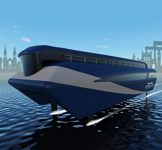 Modern & Sleek Website Design for Belfast Maritime Consortium Featured Image