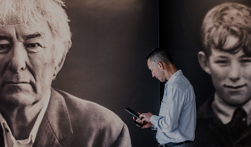 Seamus Heaney HomePlace Featured Image